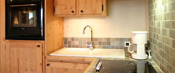 Lägenhet för 4 personer med 3 rum på Le Cortina Les 2 Alpes
