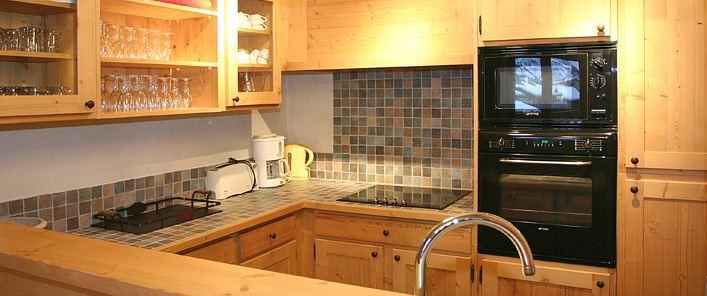 Lägenhet för 12 personer med 6 rum på Le Cortina Les 2 Alpes