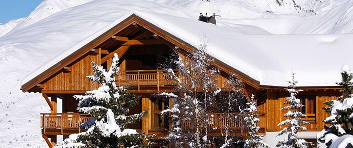Lägenhet för upp till 10 personer med 5 rum på Le Goleon - Les 2 Alpes