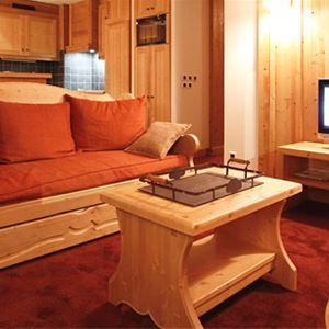 Lägenhet för 6 personer med 3 rum på Le Goleon Les 2 Alpes