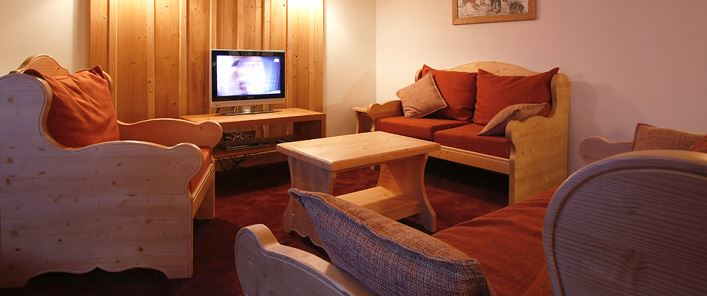 Lägenhet för 8 personer med 4 rum på Le Goleon Les 2 Alpes