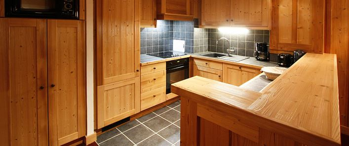 Lägenhet för 6 personer med 3 rum på Le Val Ecrins Les Alpes