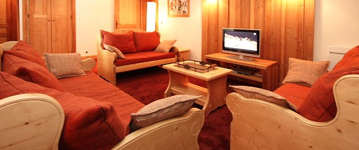 Lägenhet för 8 personer med 4 rum på Le Val Ecrins Les 2 Alpes