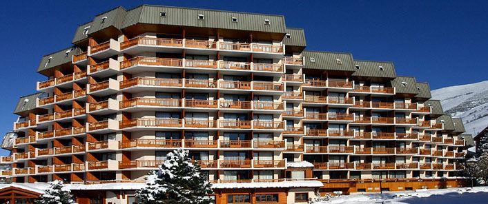 Lägenhet för upp till 2 personer med 1 rum på Residence 1650 - Les 2 Alpes