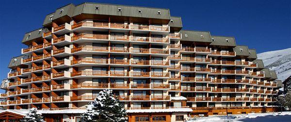Lägenhet för 2 personer med 1 rum på Residence 1650 Les 2 Alpes