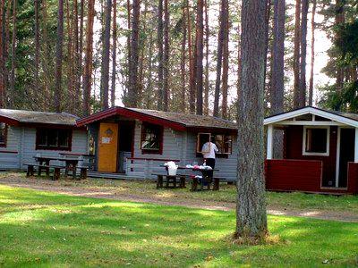 Värnamo Camping Prostsjön / Camping