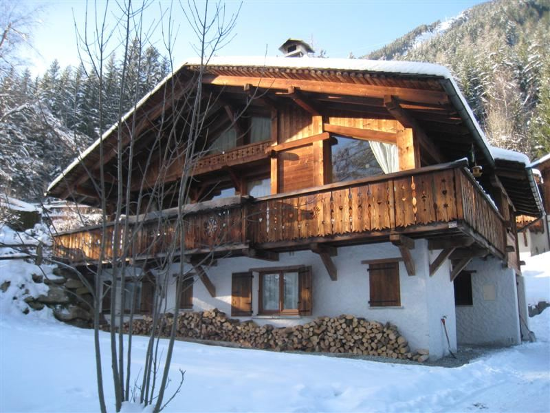 Chalet för 10 personer med 6 rum på Algonquin Chamonix