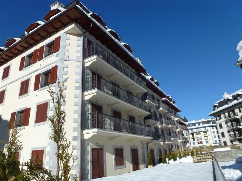 Lägenhet för upp til 4 personer med 2 rum på Alpes Omega - Chamonix