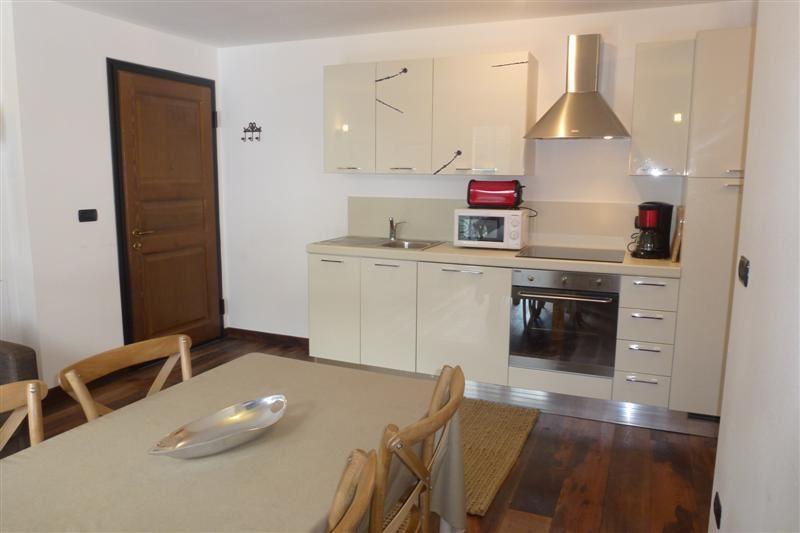 Lägenhet för 2-4 personer med 2 rum på Alpes Delta Charmonix