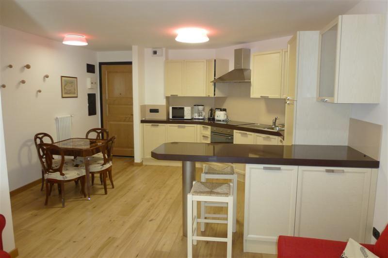 Lägenhet för 2-4 personer med 2 rum på Alpes Omega Charmonix