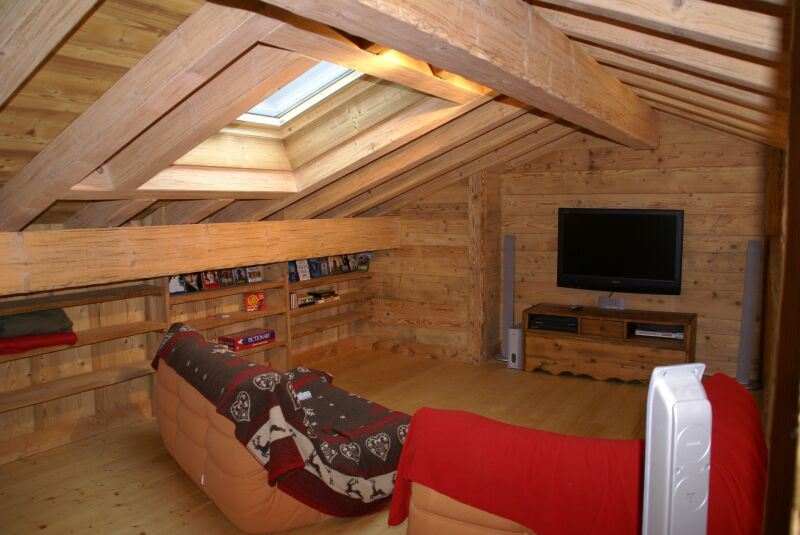 Lägenhet för 8 personer med 5 rum på Chalet Ambre Chamonix