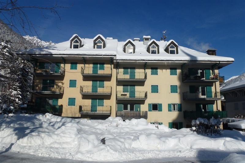 Lägenhet för 6 personer med 4 rum på Androsace Rosas Chamonix