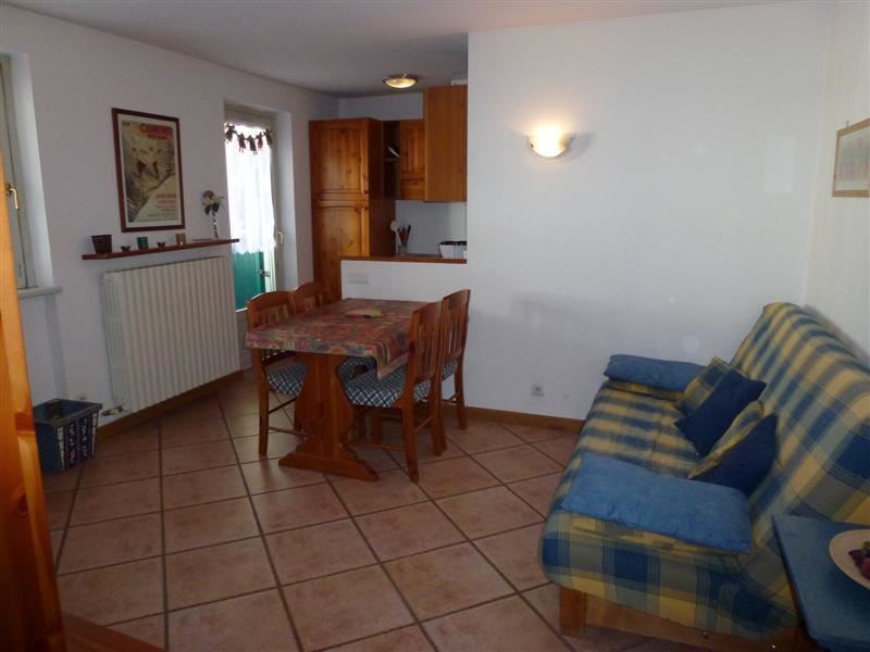 Lägenhet för 4 personer med 2 rum på Androsace Rose Chamonix