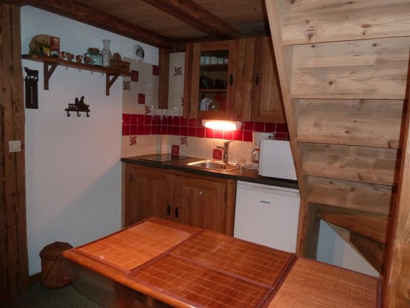 Lägenhet för 2-4 personer med 2 rum på Batiment B-La Poya Charmonix