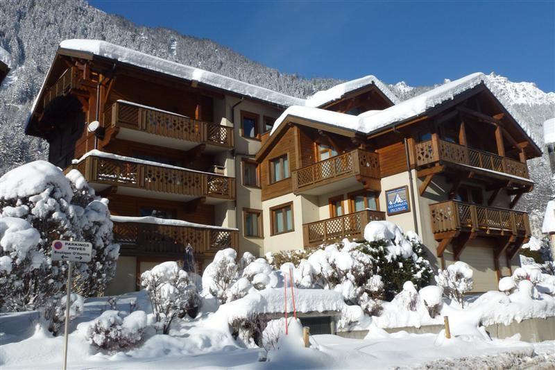 Lägenhet för upp till 11 personer med 6 rum på Chalet Du Savoy - Chamonix