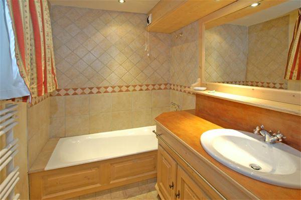 Lägenhet för 8-9 personer med 5 rum på Chalet Du Savoy Chamonix