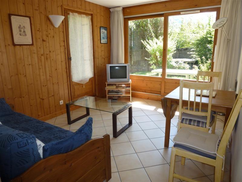Lägenhet för 2-4 personer med 2 rum på Chalets Du Savoy Chamonix