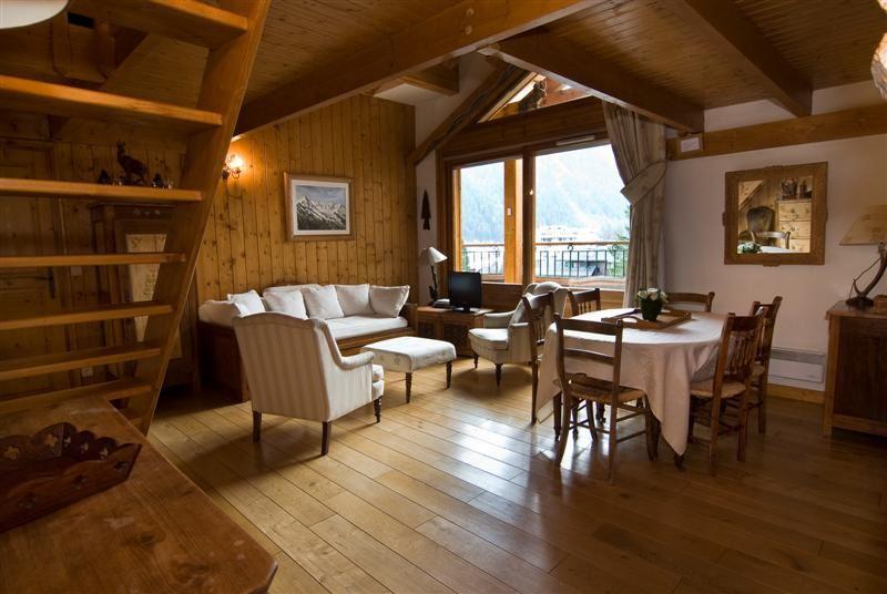 Lägenhet för 6-8 personer med 5 rum på Chalets Du Savoy Chamonix