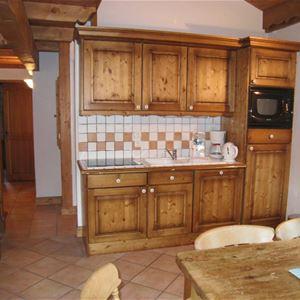 Lägenhet för 6 personer med 4 rum på Clos Des Etoiles Chamonix