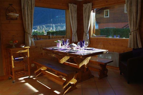 Lägenhet för 4-6 personer med 3 rum på Clos Des Etoiles Chamonix