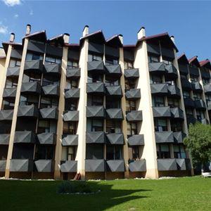 Lägenhet för 6-7 personer med 4 rum på Grand Roc Chamonix
