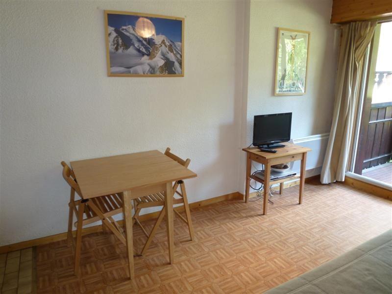 Lägenhet för 2 personer med 1 rum på Le Clos Du Savoy Charmonix