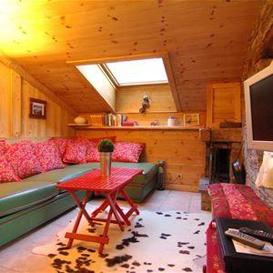 Lägenhet för 4 personer med 3 rum på Le Col Du Dome Charmonix