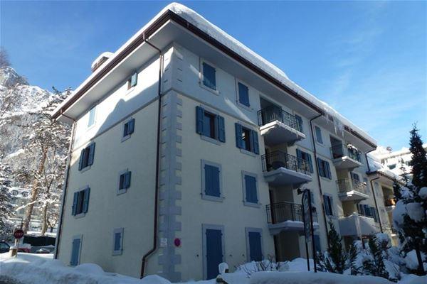 Lägenhet för 6 personer med 3 rum på Le Paradis-Serena Chamonix