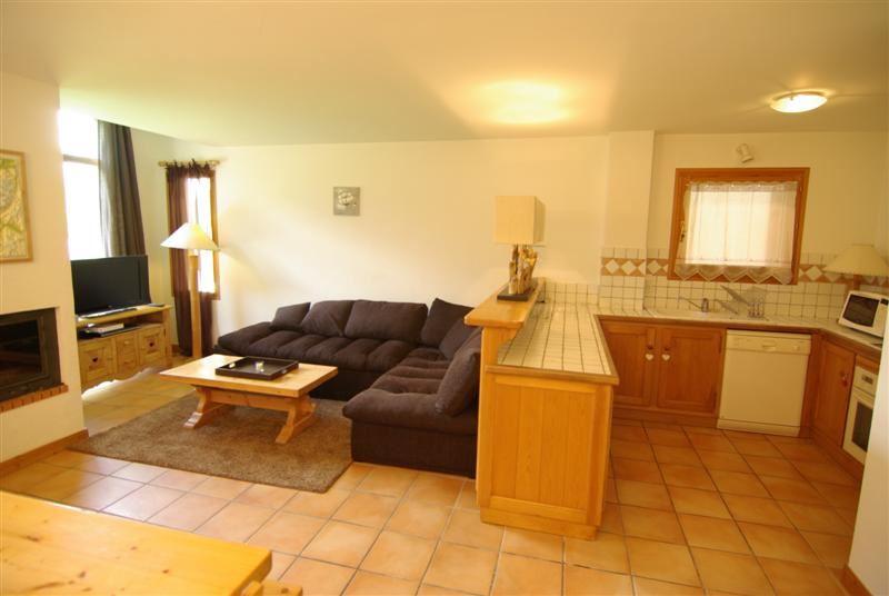 Lägenhet för 4-6 personer med 3 rum på Les Tines Chamonix