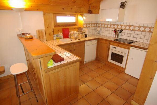 Lägenhet för 6 personer med 3 rum på Les Tines Chamonix