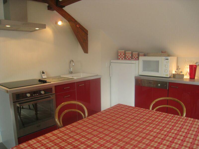 Lägenhet för 4 personer med 2 rum på Opale Chamonix