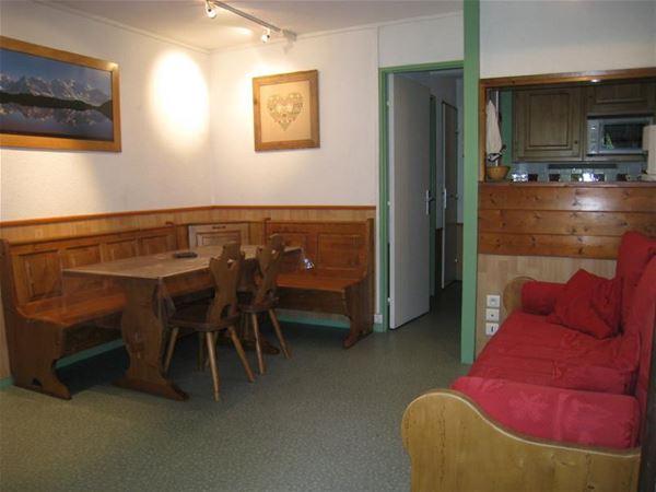 Lägenhet för 4 personer med 2 rum på Residence Les Jonquilles Chamonix