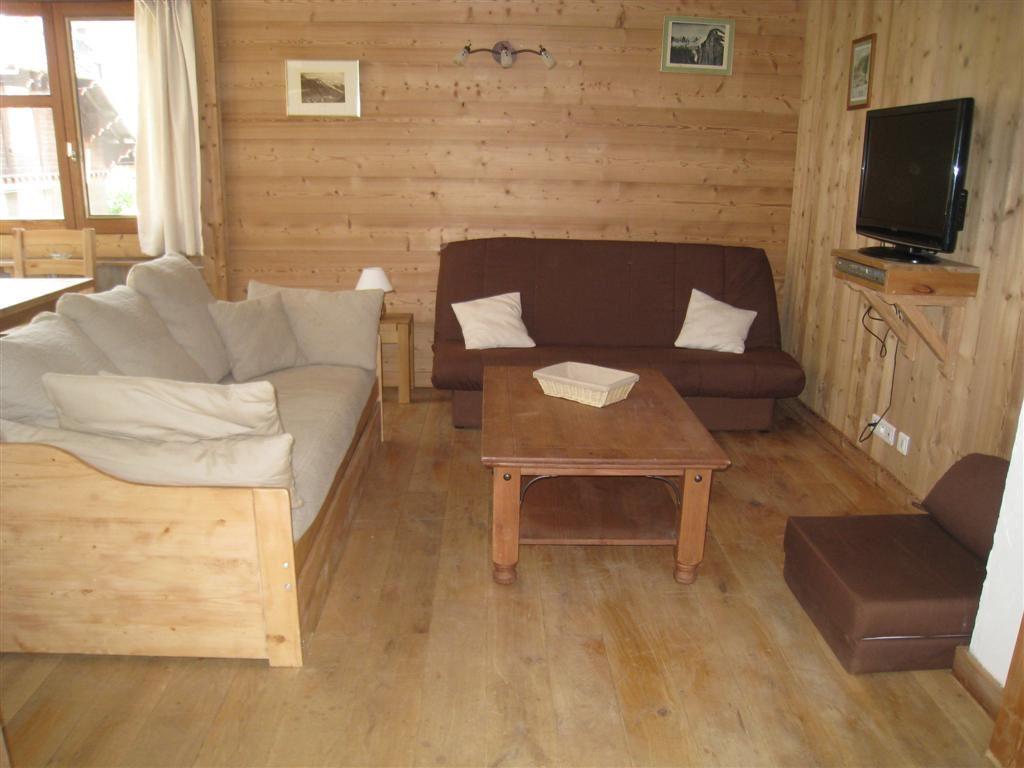 Lägenhet för 4-6 personer med 3 rum på Chalet Sapins Bleus Chamonix