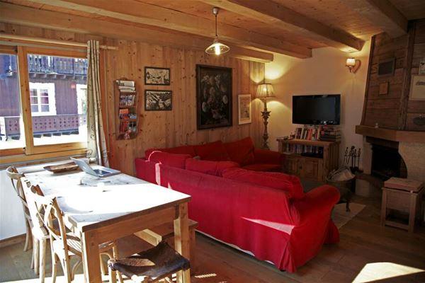 Lägenhet för 4-6 personer med 3 rum på Sapins Bleus Chamonix