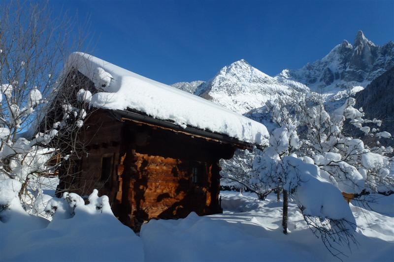 Chalet Sepia Chamonix