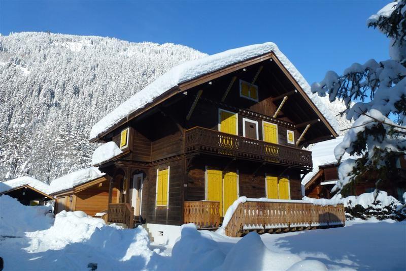 Lägenhet för upp till 12 personer med 8 rum på Chalet Tamaris - Chamonix