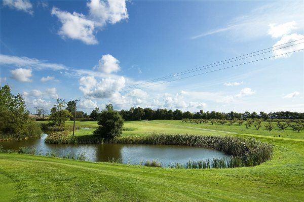 Abbekås Golfrestaurang & Hotell , Golfgreen