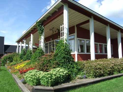 Café Prosten vid Vevlingestrand