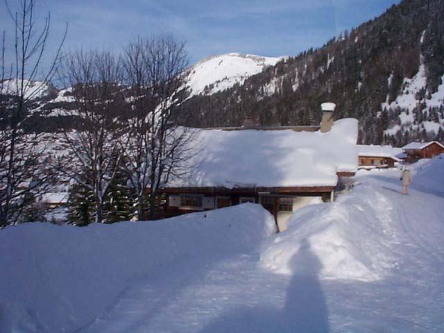 Semesterhus Chalet Clair Alp för upp till 12 personer med 8 rum - Châtel