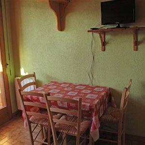 Lägenhet för 4 personer med 1 rum på Chalet Madeline Châtel