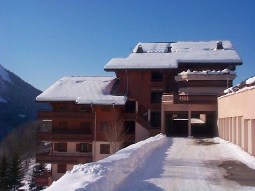Lägenhet för upp till 4 personer med 1 rum på Chalets De Barbessine - Châtel