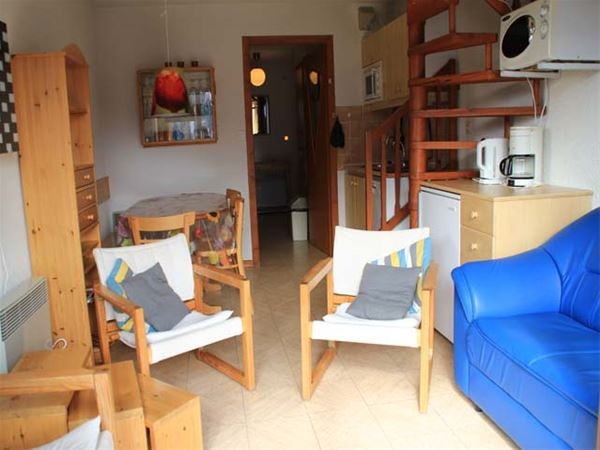 Lägenhet för 5 personer med 2 rum på Chalets De Barbessine Châtel