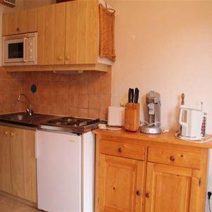 Lägenhet för 6 personer med 3 rum på Chalets De Barbessine Châtel
