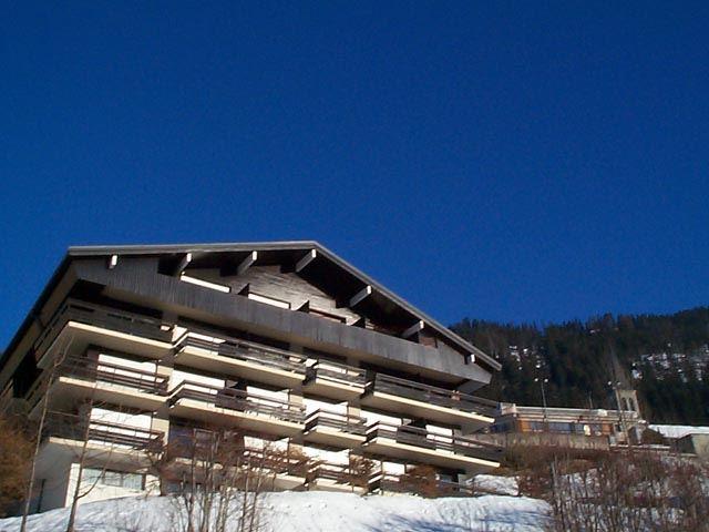 Lägenhet för upp till 3 personer med 1 rum på Croix de Savoie - Châtel