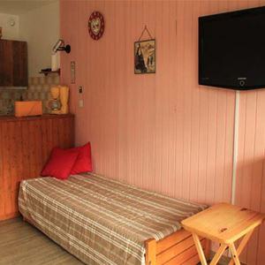 Lägenhet för 3 personer med 1 rum på Croix de Savoie Châtel