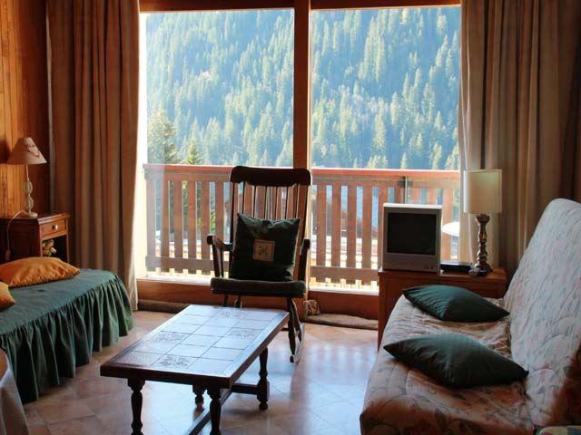 Lägenhet för 6 personer med 2 rum på La Residence Châtel