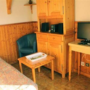 Lägenhet för 4 personer med 2 rum på L'Alpage Châtel