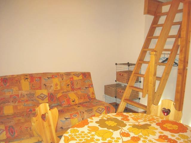Lägenhet för 4 personer med 1 rum på Residence L'Amarillys Châtel