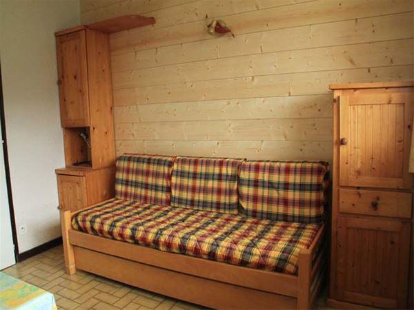 Lägenhet för 4 personer med 1 rum på Residence Le Hameau 4 Saisons Châtel