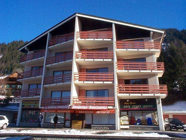 Lägenhet för upp till 3 personer med 1 rum på Residence Les Ambrunes - Châtel